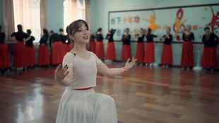 WATCH: China's Xinjiang region is the 'land of song and dance'
