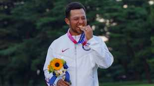 Xander Schauffele shines with gold for Team USA in Tokyo