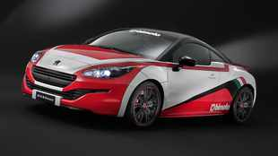 Peugeot + Bimota = enticing RCZ!