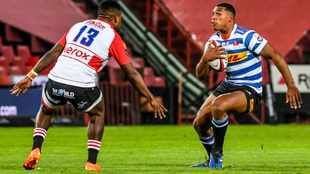 Late Tiaan Swanepoel penalty hands Lions win over Western Province