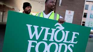 Amazon-owned Whole Foods in hot water over firing staff for wearing BLM masks
