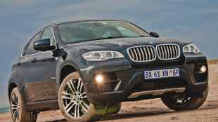 New tri-turbo BMW X6 lands in SA