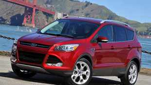 Ford recalls new Escape after fires