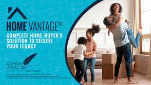 Capital Legacy shakes up the home-buyers' market with HomeVantage™