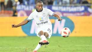 Thabo Nodada excited to bring his energy and desire to Bafana Bafana