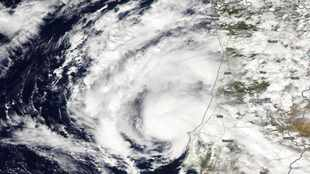 Tropical storms will now be named according to Greek letters. Here's why