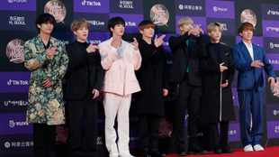 Fans of boy band BTS join swarm of Ants chasing South Korea's hit IPO