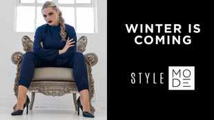 Winter is coming, look  the part with StyleMode
