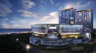 R1.3 billion hotel in Umhlanga to open in November