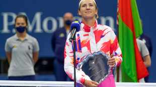 Capping career comeback, Azarenka not disappointed as US Open runner-up
