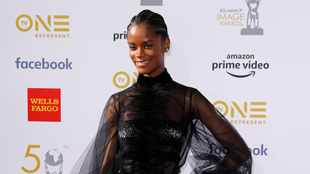 Letitia Wright defends decision to post anti-vaccine video