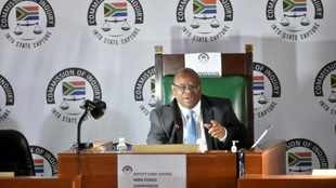 Government finding resources for Zondo commission - Lamola