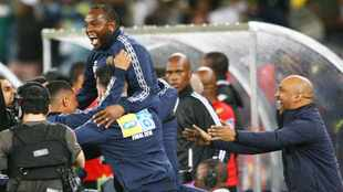 Benni McCarthy praises happy environment, promises 'more to come' at Cape Town City