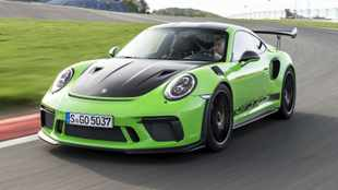 Noise, drama and pure intensity: we drive the Porsche 911 GT3 RS