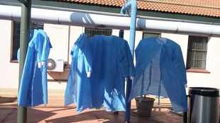 Tshwane nurses unhappy with reusing personal protective equipment
