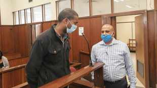 No bail for man who tried to extort money from Miguel Louw and Sandra Munsamy's families