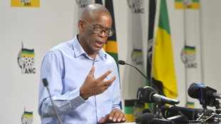 Ace Magashule standoff expected at ANC NEC