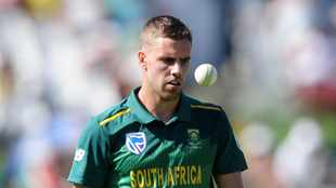South African Nortje to replace Woakes in Delhi IPL side