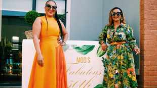 Boity just threw her mom a surprise party. How's how to plan your own