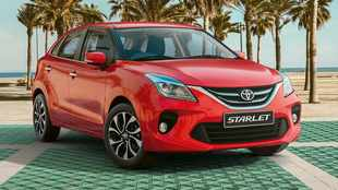 Toyota Starlet budget hatch is here: SA prices and specs