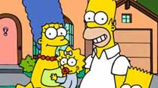 The Simpsons movie coming soon