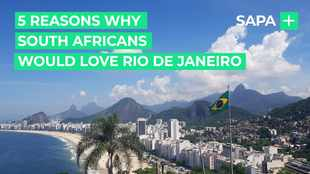 WATCH: 5 reasons why South Africans would love Rio de Janeiro