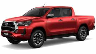 Facelifted Toyota Hilux revealed with bold new look, perkier engine