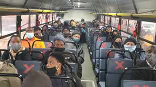 Taxi strike: 23 Putco buses turned back to Soweto from Roodepoort