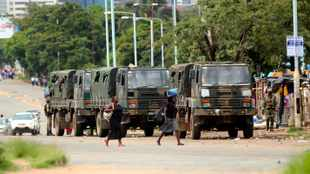 Ensure security forces account for brutality, Zim told