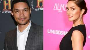 Trevor Noah 'getting serious' with American actress Minka Kelly