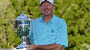 Jim Herman plays 'best golf of my life' to win the Wyndham Championship