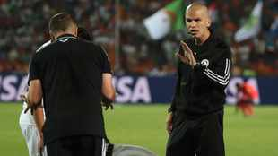 Caf blame social media team for Victor Gomes Afcon final controversy