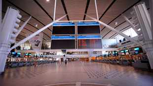 Cape Town International Airport trials contactless screening