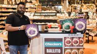 Shoprite's roti supplier is rolling with a R450k monthly turnover