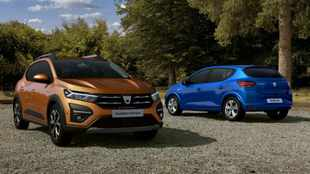 Great news, James May, Renault has revealed a new Sandero