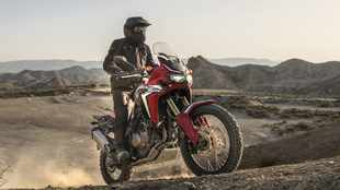 Honda reveals CRF1000L Africa Twin