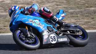 Cold weather means hot racing in Cape Superbikes