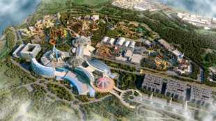 FIRST LOOK: The London Resort set to open in 2024