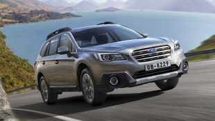 3.6L gives new Outback more punch