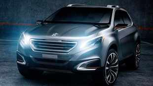 Watch as Peugeot gets urban attitude