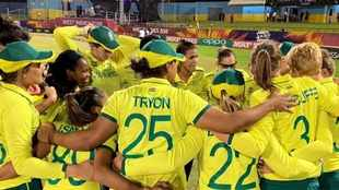 SA women's cricket squad to return to training on Monday