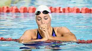 I can swim ever faster with another year's training, says Schoenmaker