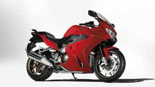 Slimmer, smoother, sexier new VFR800