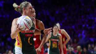 120-capped SA star Erin Burger retires from international netball