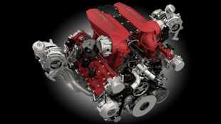 And the International Engine of the Year is...