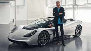 5 things we love about the T.50 supercar, designed by SA's Gordon Murray