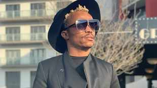 Somizi to address 'Dinner At Somizi's' IP theft allegations on IG Live