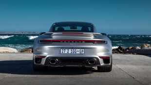 FIRST DRIVE: Porsche 911 Turbo S is a 'hypercar' you can use everyday
