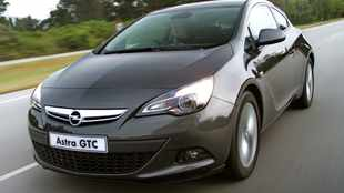 Opel's GTC tugs at the heart strings