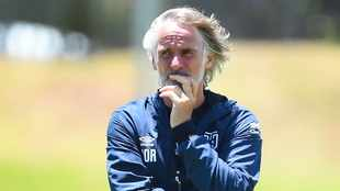 Dearth of goal-poachers concerns Riekerink as Premiership opener looms
